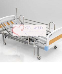 Elektrikli Hasta Karyolası ABS Başlık-Duba Korkuluklu