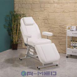 Berber Koltuğu Beyaz Renk berber koltukları